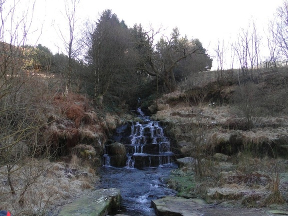 LOcal-waterfall